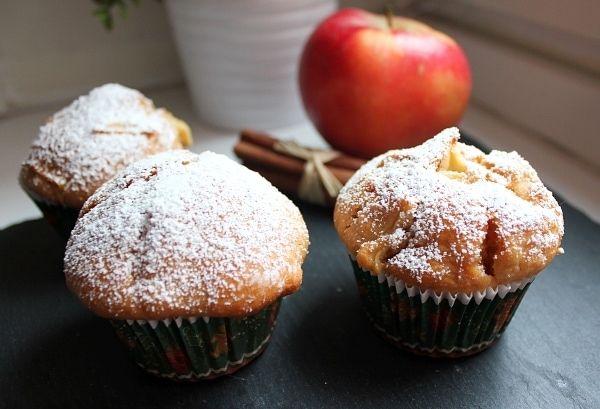 Line, back doch mal... Joghurt-Apfel-Zimt-Muffins | Was is hier eigentlich los