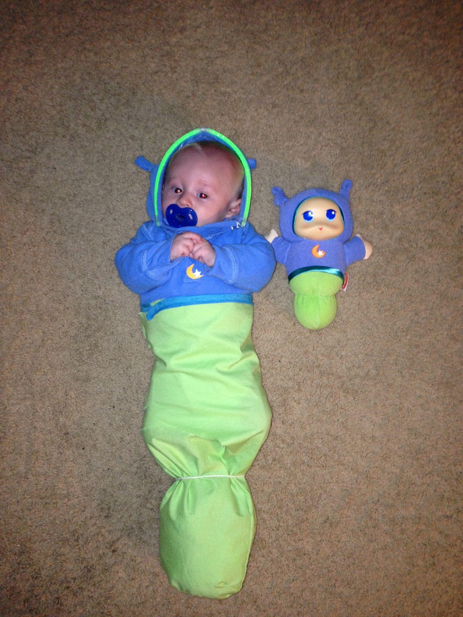 Glow Worm Costume & Glow Worm Costume | Baby Halloween Costumes | Pinterest | Costumes ...