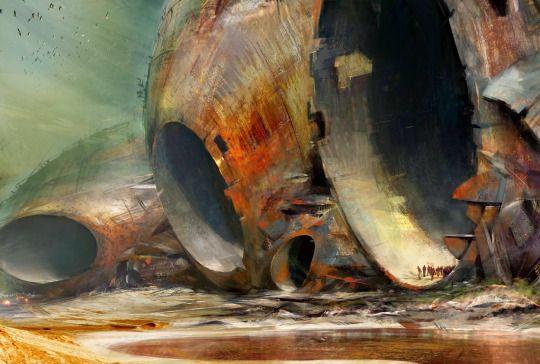 Digital art by Daniel Dociu