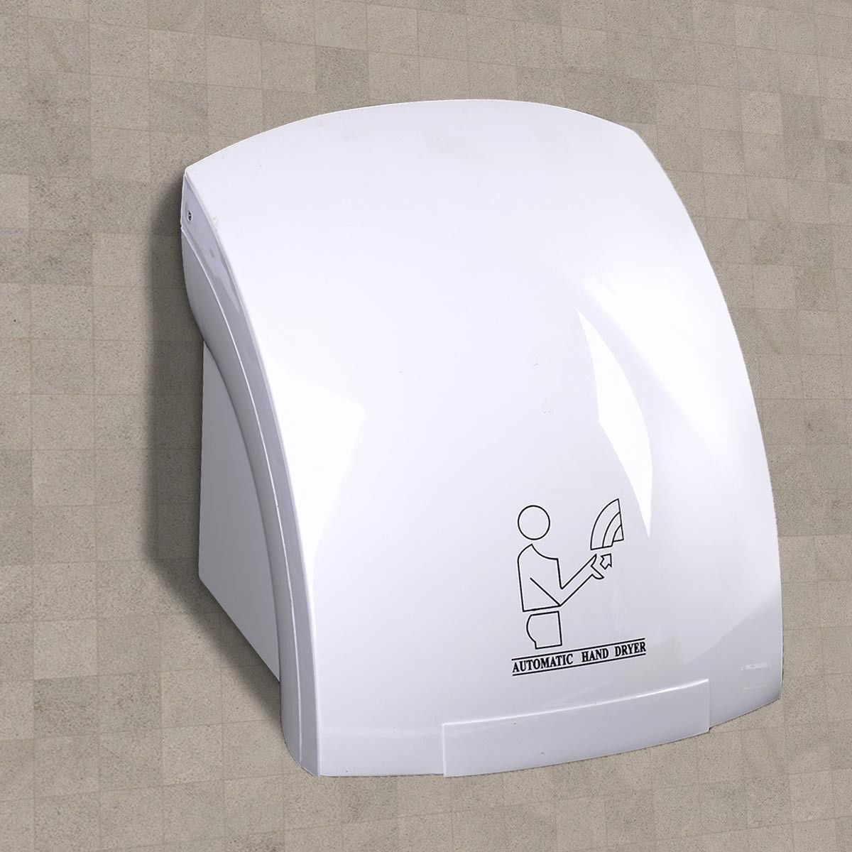 Hand Dryer For Bathroom Decor Magnificent Automatic Infared Sensor Hand Dryer Household Hotel Bathroom Hands . Design Inspiration