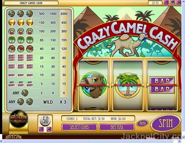 Odds Of The Gods Slot Machine