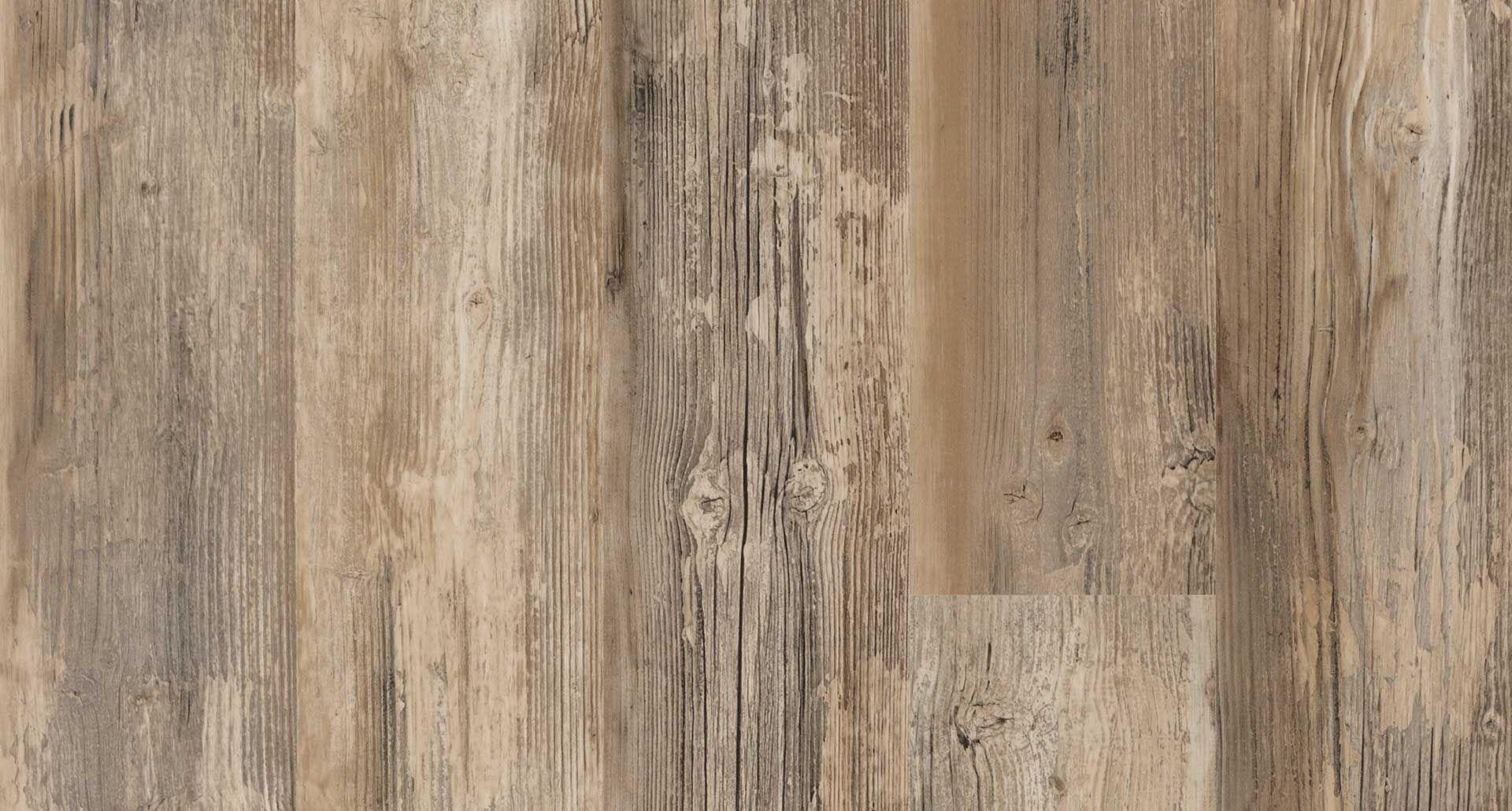 Newport Pine Handscraped Laminate Floor Medium Pine Wood Finish