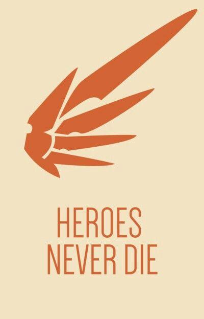 Mercy From Overwatch Symbol Tattoos Pinterest Overwatch