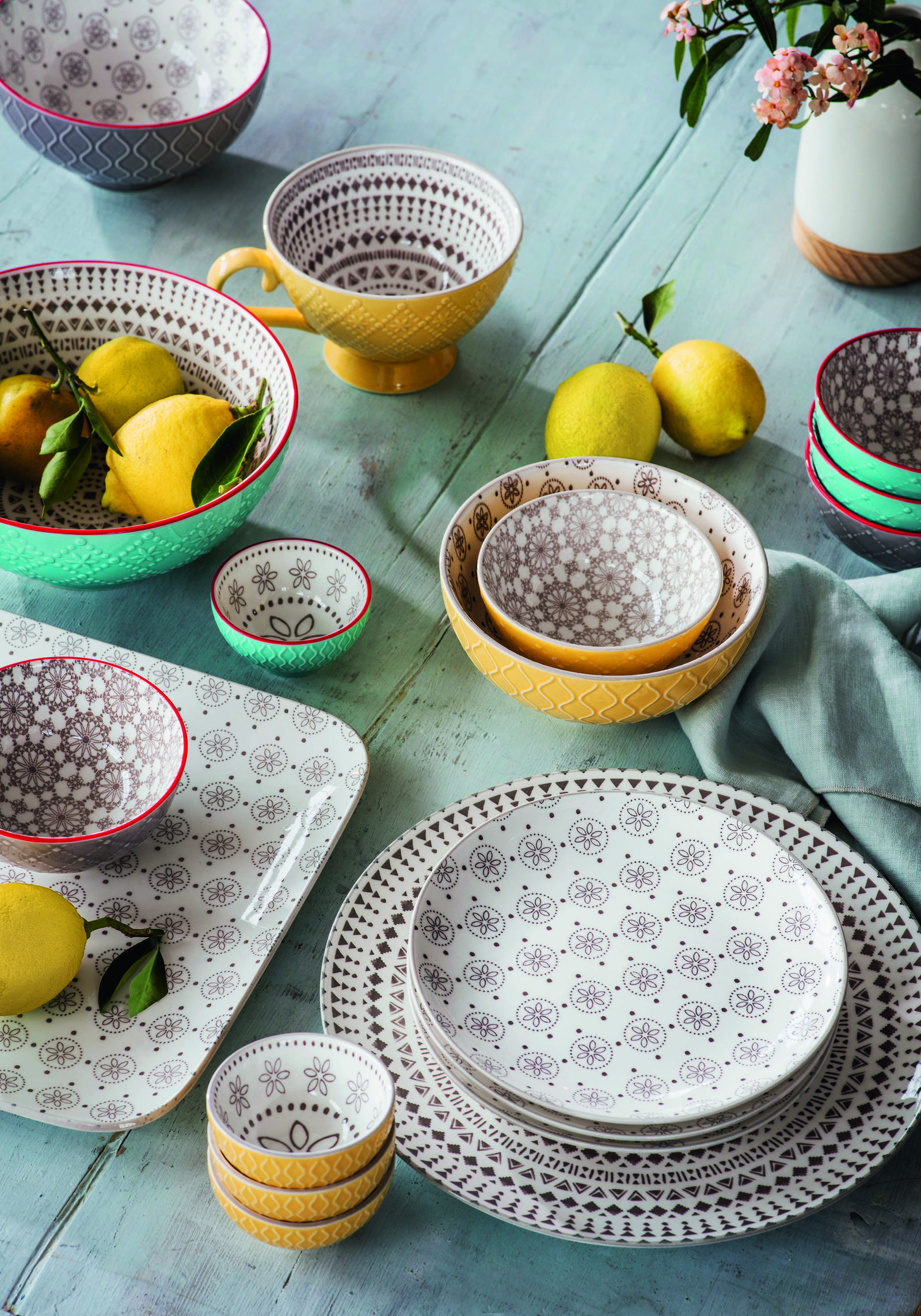 Tesco Launches Gorgeous New Ss20 Homeware Collection Tesco Home Summer Dining Summer Kitchen