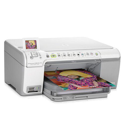 HP Photosmart C5280 All-in-One Printer/Scanner/Copier (Q8330A#ABA