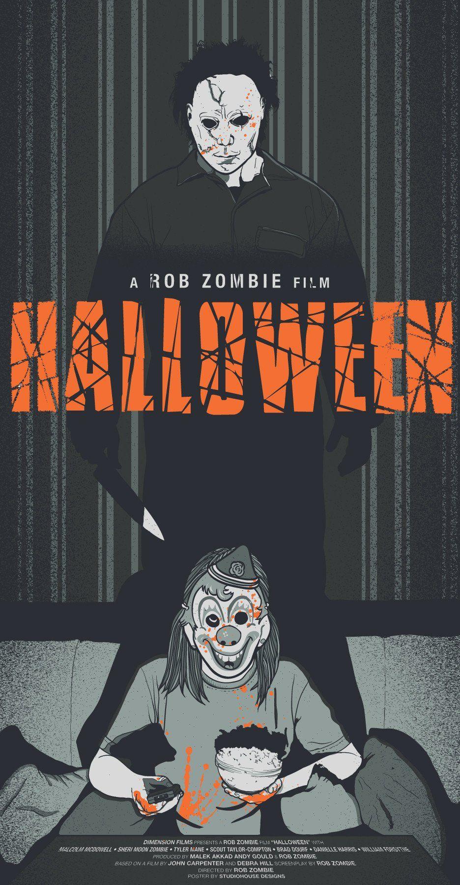 Halloween Halloween film, Rob zombie, Halloween movies