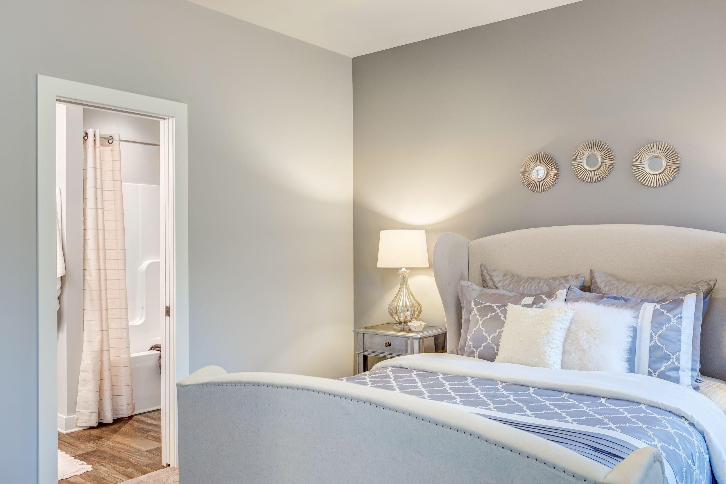 Master bedroom vs owners suite  Jagoe Homes Inc Project Oak Park Floor Plan Leonardo Elevation