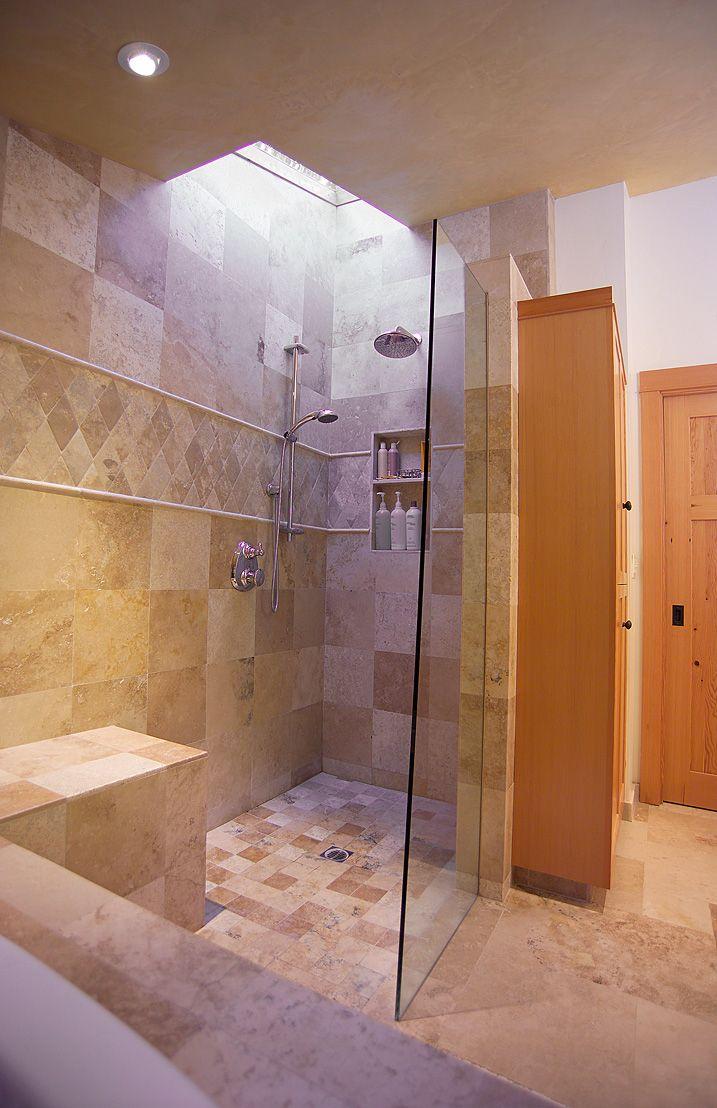 Beautiful shower/bathroom. | Bathroom | Pinterest | Shower bathroom ...