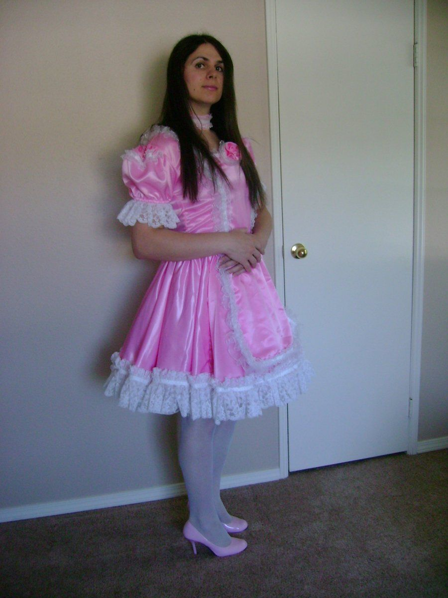 Another Pink Sissy Dress By Blue Sky Jen Deviantart Com On