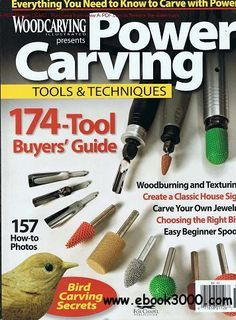 Power carving tools techniques by woodcarving illustrated free power carving tools techniques by woodcarving illustrated free ebooks download fandeluxe Image collections
