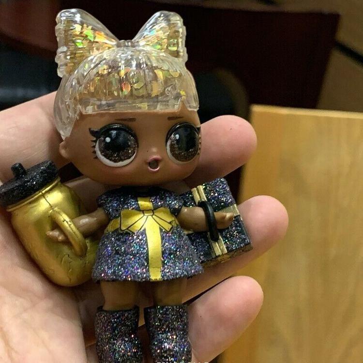 Lol Surprise Winter Disco Prezzie Glitter Globe Series