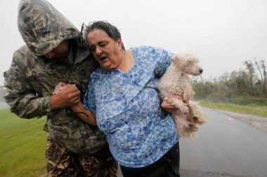 Hurricane Isaac forces 'deliberate breach' of Plaquemines Parish levee, officials say