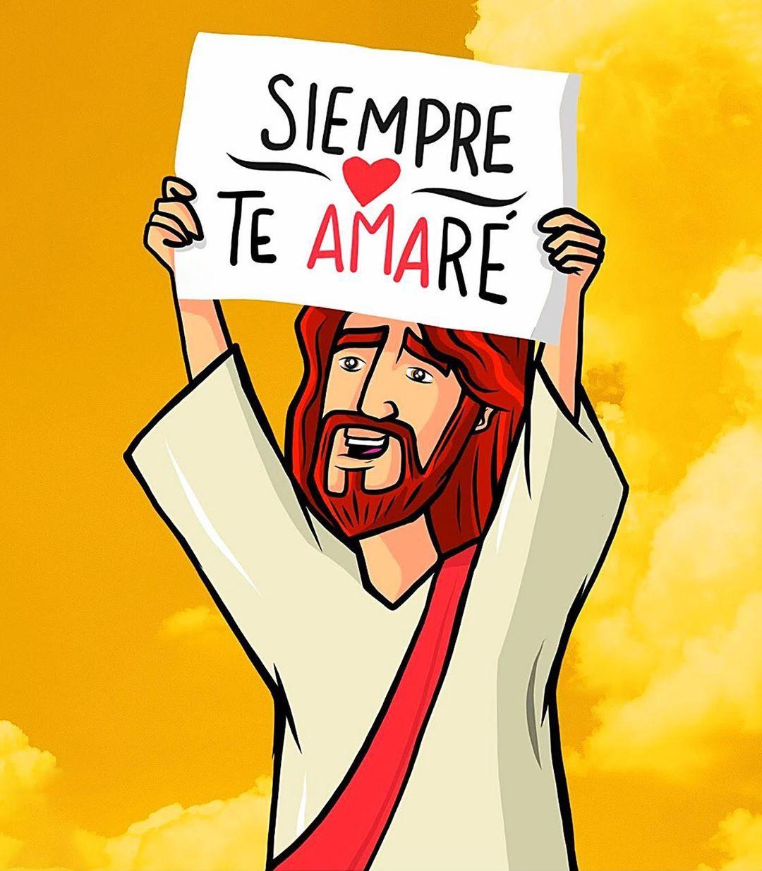 Jesus Oracion Espiritusanto God Cristo Teamare En 2020 Dios Hablame Frases Cristianas Dios Padre