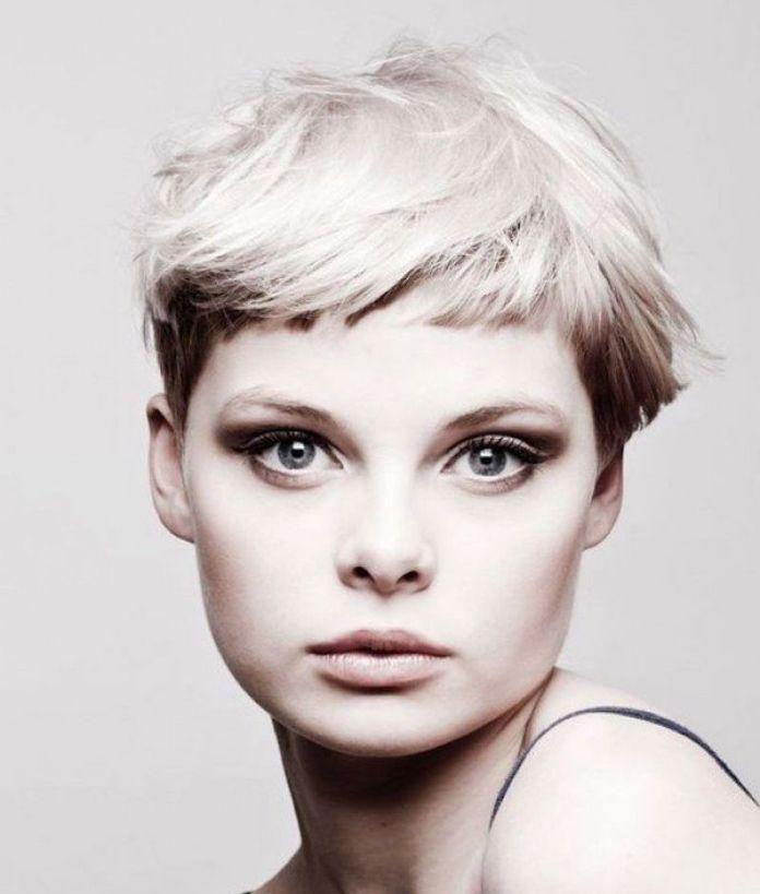 Photo of #eine #frische #Frisur #für #Haarschnitte #Ideen
