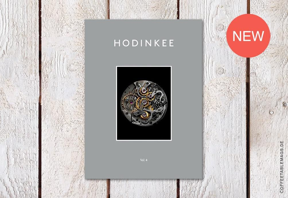 Hodinkee Magazine Volume 04 Deficiencies Copy Hodinkee Print Journal Magazine