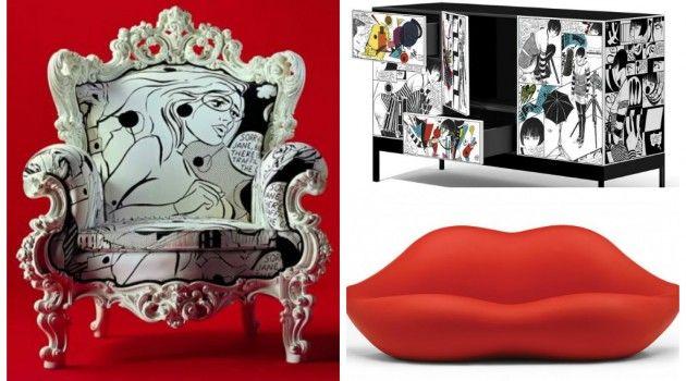 Pop Art Furniture | Are You A Fan Of The Pop Art Movement Pop Art Culture