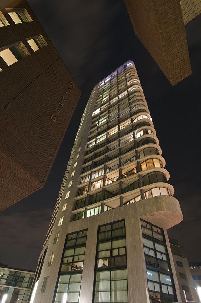 Vesteda toren vestdijk eindhoven voorheen de cle for Eindhoven design school