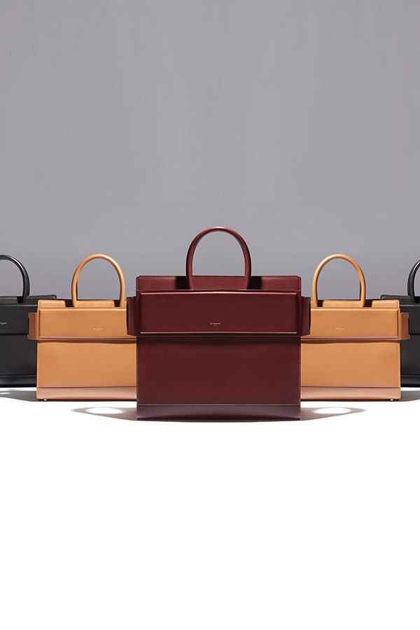 db2cfe168c12  Givenchy on the Horizon  Discover the clean lines and rich colors of this  season s latest it bag
