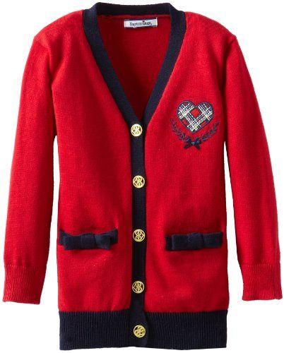Fair isle sweater Hartstrings Little Girls' Toddler V-Neck Sweater ...