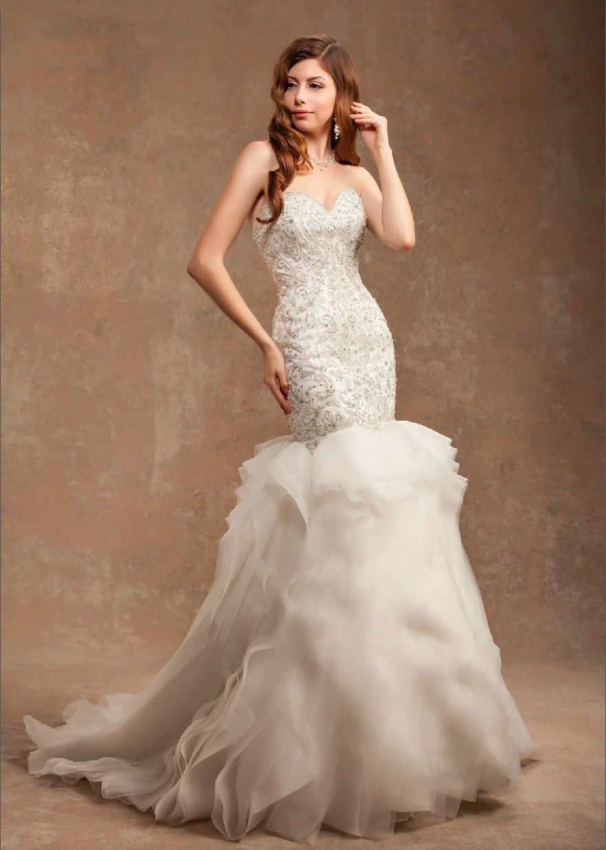Couture Fiore Archive Bridal Ichunmeng