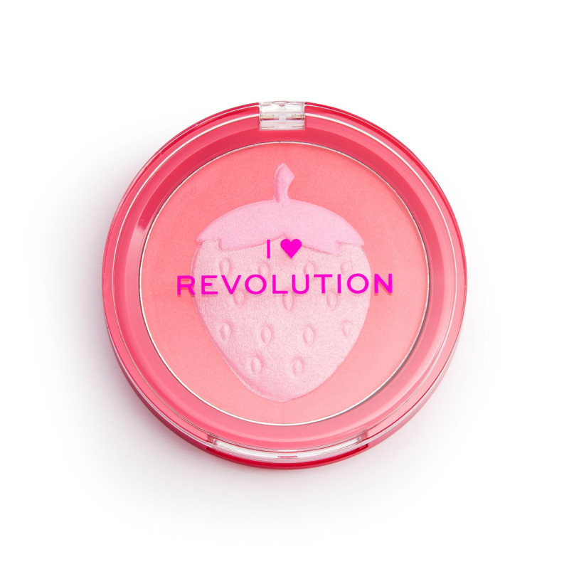 I Heart Revolution Strawberry Fruity Blusher Ulta Beauty