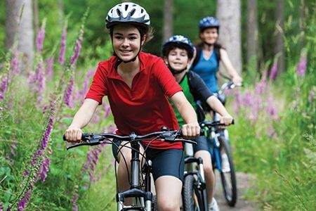 10 great family-friendly bike trails in NH: Recreation paths