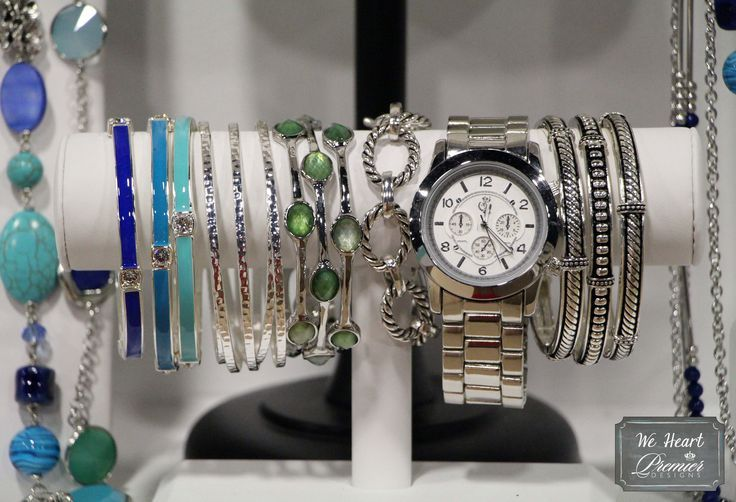 Premier Designs Jewelryarm party | Premier Designs Arm Candy LOVE! Ombre, Illusion, Kelly, Linked In ...