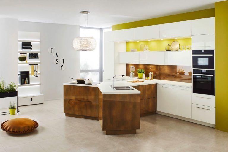 9 Küchen Farbkonzepte Ideen, Bilder und Beispiele für
