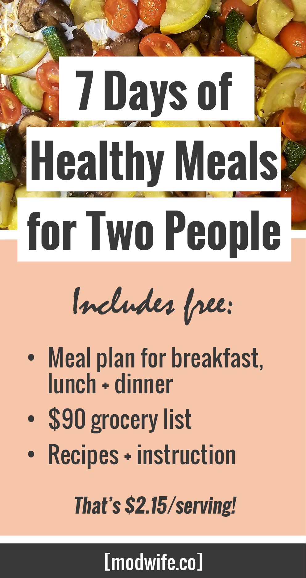 Cheap Healthy Meals For A Family Of Two Budget Friendly Healthy Meals Modwife Co Marriage Li Cheap Healthy Meals Healthy Meals For Two Healthy Recipes