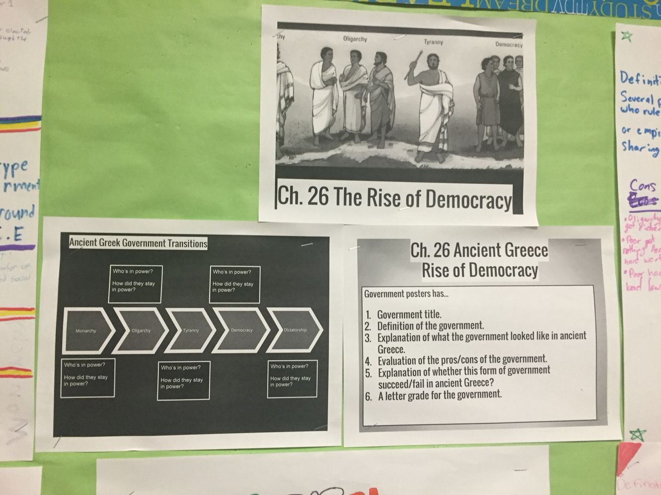 rise of democracy The age of colonization (c750-550 bce) greece was not a rich land capable of supporting a large population yet the revival of stable conditions and the rise of a new class of independent farmers practicing a mixed agriculture of grains, vines, and orchards after 800 bce brought population growth.