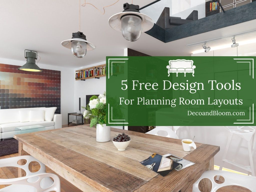 5 Free Online Interior Design Tools For Planning Room Layouts