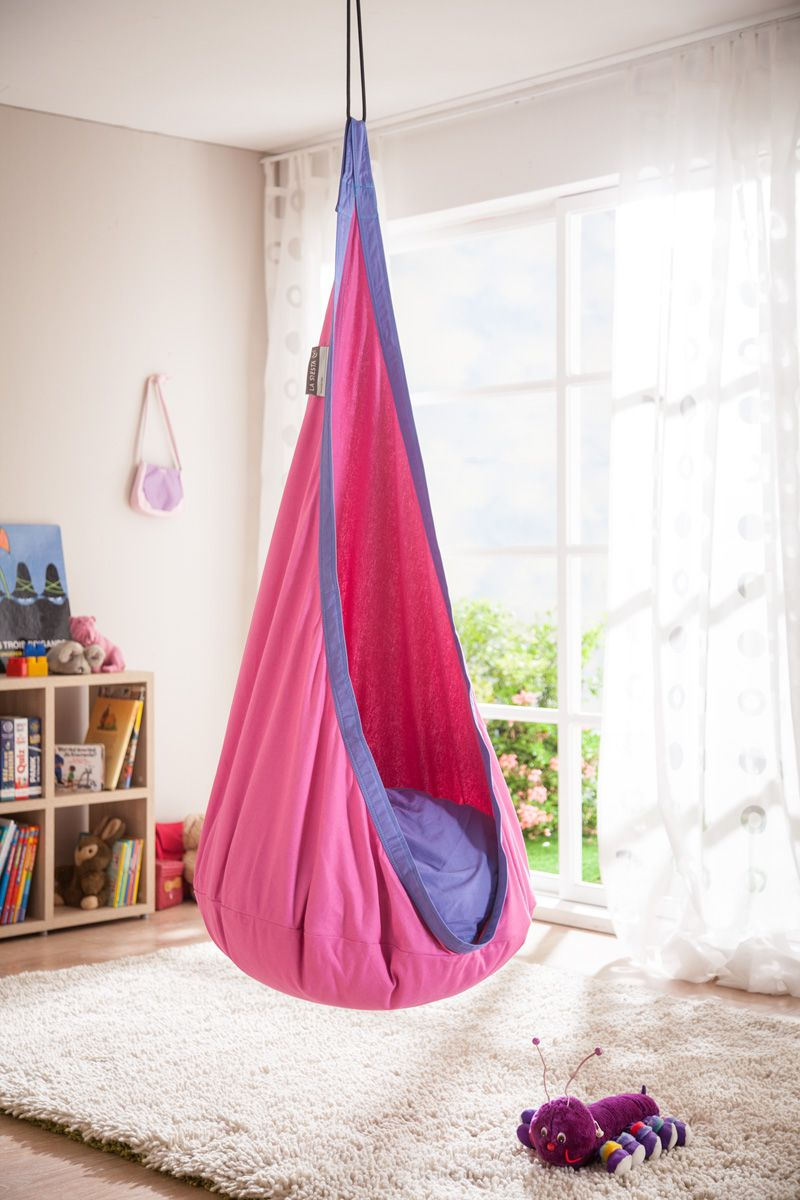 Joki lilly cotton kids hanging nest in interesting things