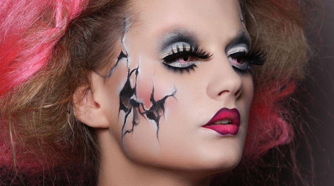 Image result for porcelain doll makeup | porcelain doll makeup ...
