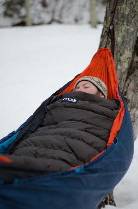 The Ignitor Vulcan And Reactor Hammock