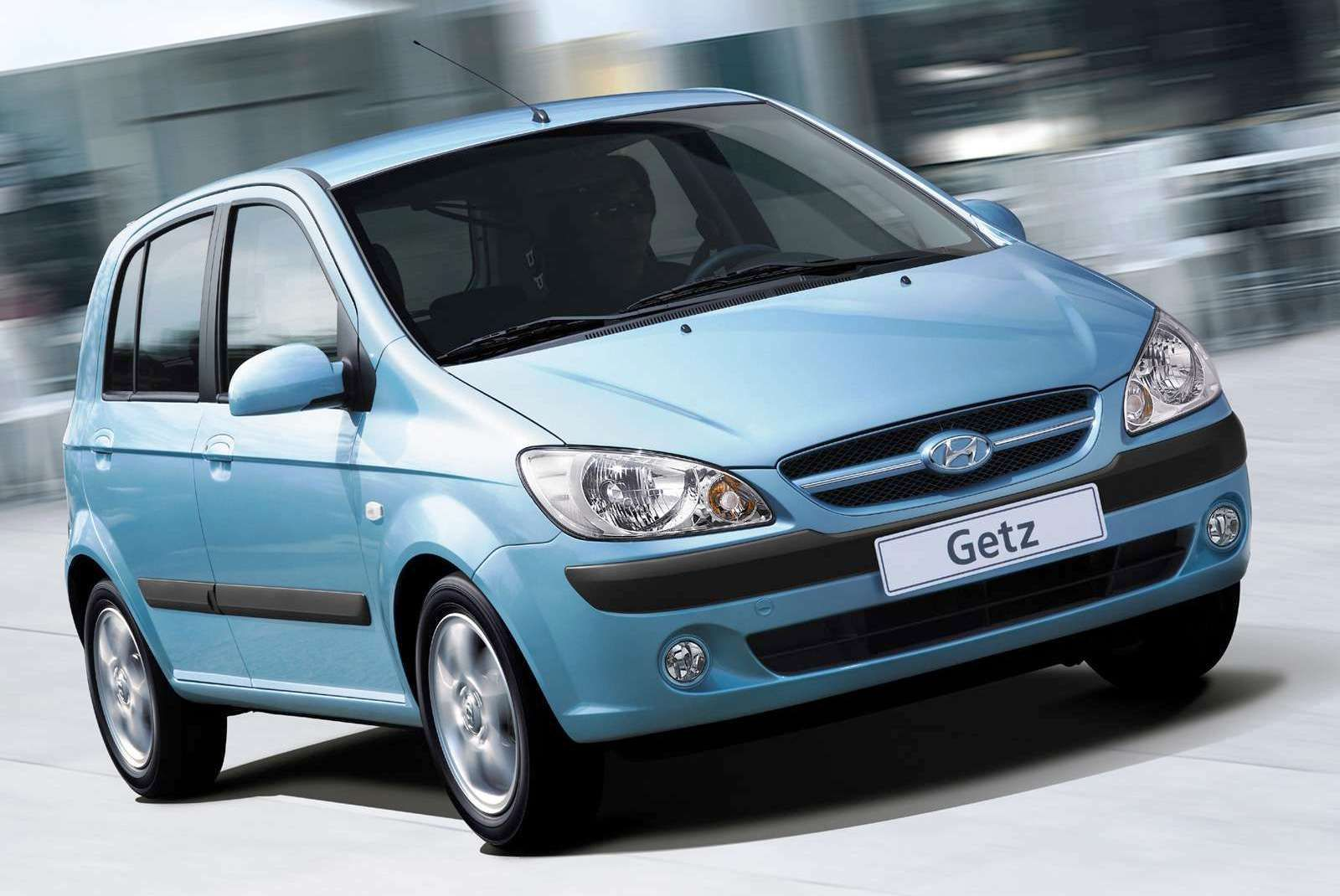 The Getz is one of Hyundai's most Popular Models https
