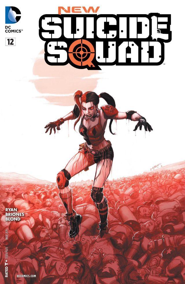 New Suicide Squad (2014) #12 #DC #NewSuicideSquad (Cover Artist: Juan E. Ferreyra) Release Date: 9/9/2015