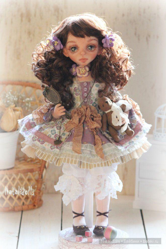 Авторские куклы своим руками 301