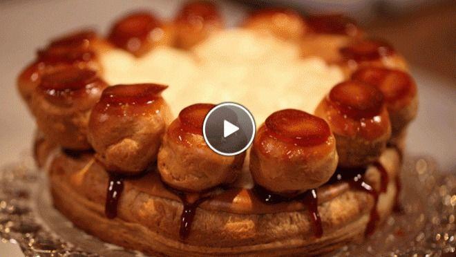 saint honore taart De klassieke Saint Honoré   recept | 24Kitchen | taart/gebak  saint honore taart