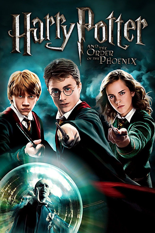 Regarder Harry Potter 5 : regarder, harry, potter, Harry, Potter, Order, Phoenix, (harry, Orden, Fenix), Potter,, Film,, Regarder