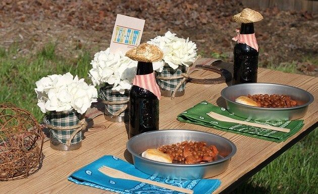 cowboy themed party ideas western party decorationswestern
