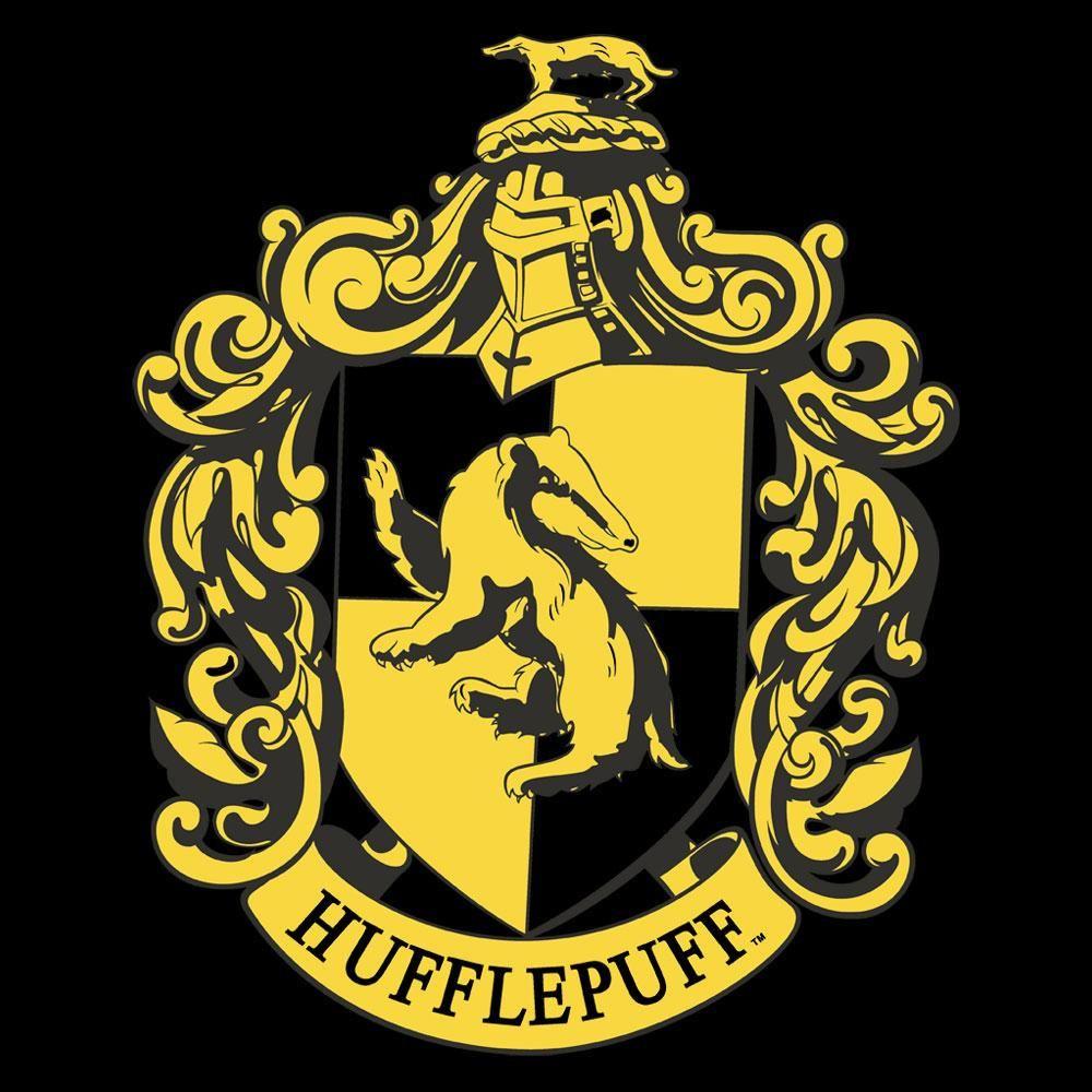 Hufflepuff Crest Juniors (Variant) T-shirt
