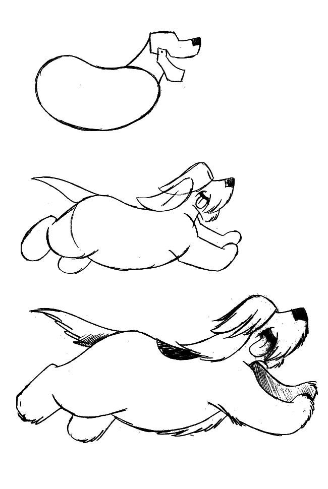 Bobtail Drawing Sketch Doodle Pinterest Drawings Old English
