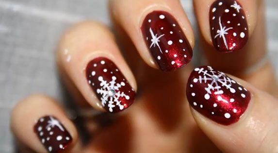 New Year Nail Art Tutorial And Cute Nail Designs Nail Art