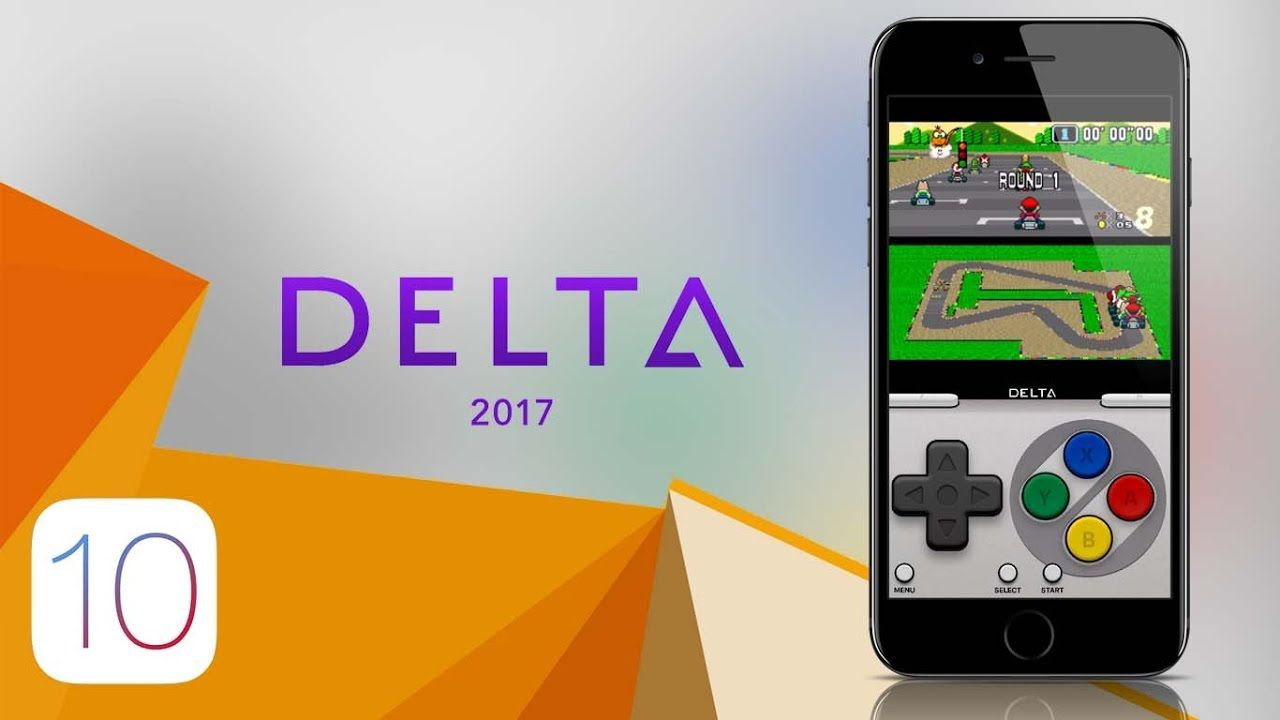 How To Install DELTA Emulator For iOS 10 2 For Free Support