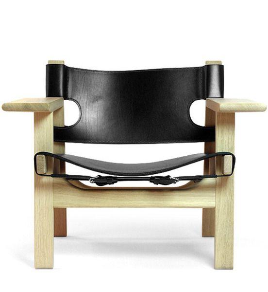 borge mogensen the spanish chair danish armchairs and nordic design