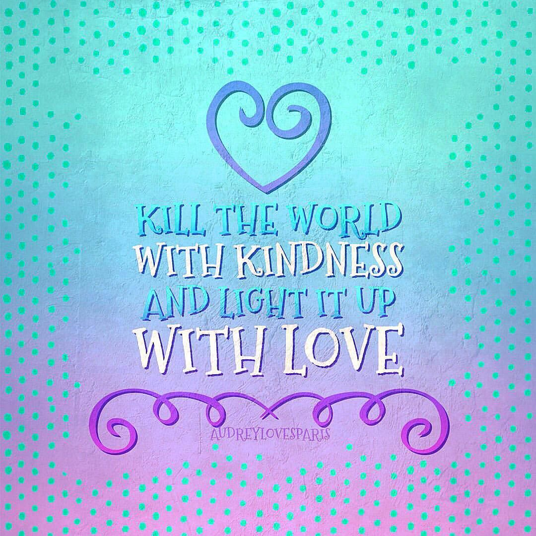 Pin on M  Kindness Captions
