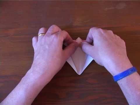 Origami Flying pig (Bodo Haag) Tutorial - YouTube | 360x480
