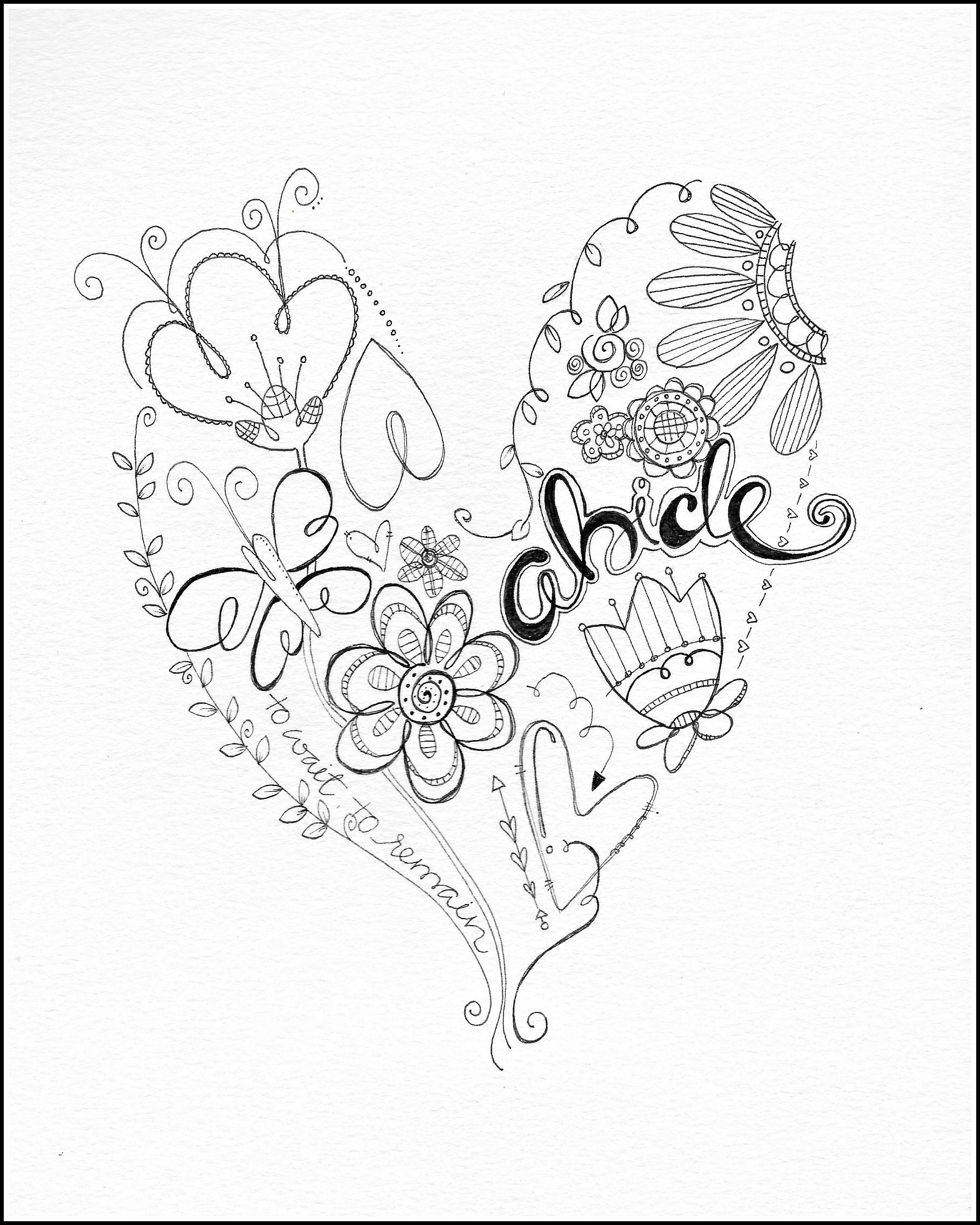 Abiding Bible Art Adult Coloring Pages Coloring Pages