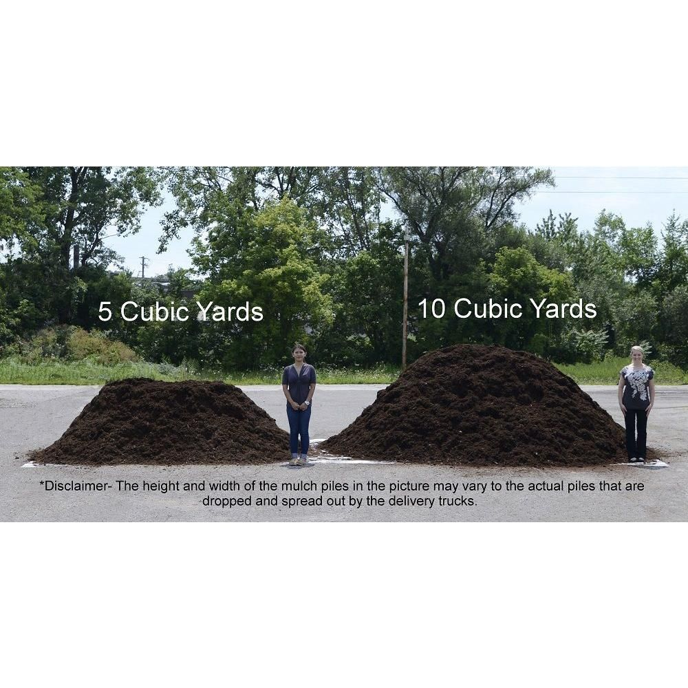 5 Cu Yd Bulk Topsoil Slts5 The Home Depot In 2020 Top Soil Outdoor Landscaping Ideas Front Yard Landscaping Around Trees
