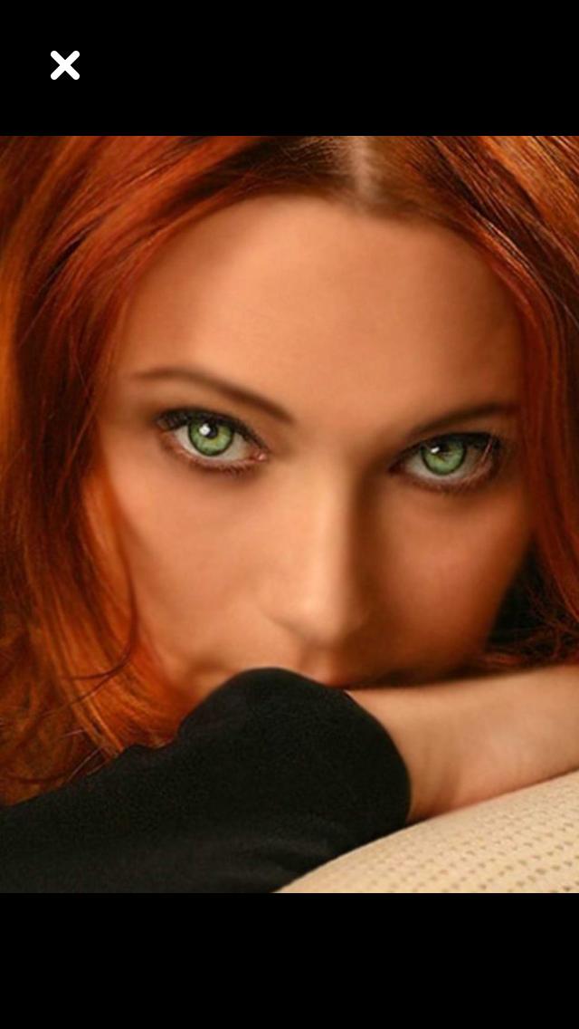 Pin Di Luca Senes Su Fotoritratti Nel 2019 Red Hair Green Eyes